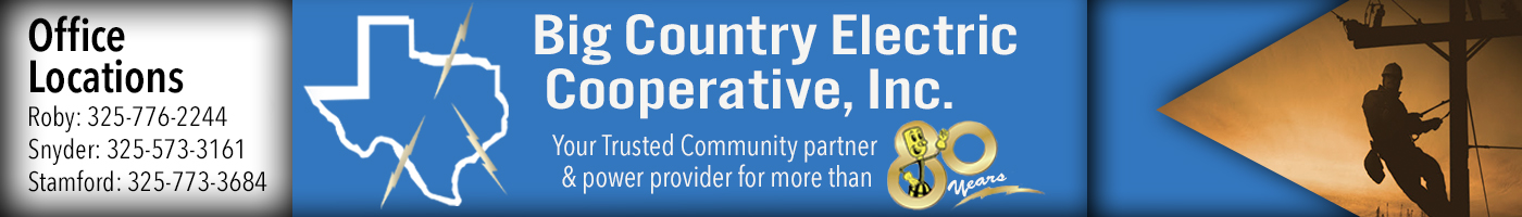Big Country  Cooperative banner